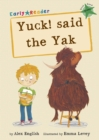 Image for Yuck! said the yak