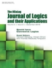 Image for IfColog Journal of Logics and their Applications. Volume 3, number 3 : Connexive Logics