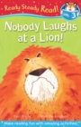 Image for Nobody laughs at a lion!