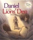 Image for Daniel in the lions's den