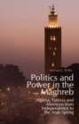 Image for Politics and power in the Maghreb  : Algeria, Tunisia and Morocco from independence to the Arab Spring