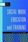 Image for Social work education and training
