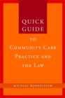 Image for Quick guide to community care practice and the law