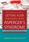 Image for The complete guide to finding a job for individuals with Asperger Syndrome