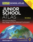Image for Junior school atlas  : recommended for Key Stage 2 of the National Curriculum