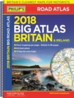 Image for Philip's big road atlas Britain and Ireland 2018