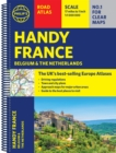 Image for Philip's handy road atlas France, Belgium and the Netherlands