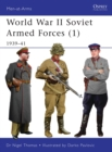 Image for World War II Soviet armed forces1,: 1939-41 : v. 1 : 1939-41
