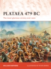 Image for Plataea 479 BC  : Greece's greatest victory