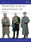 Image for World War II Soviet armed forces3,: 1944-45