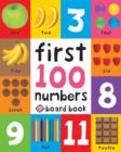 Image for First 100 numbers  : board book