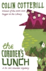 Image for The coroner's lunch