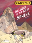 Image for The anger of the great sphinx