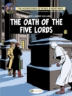 Image for The oath of the five lords