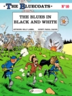 Image for The blues in black and white