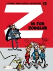 Image for Z is for Zorglub