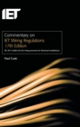 Image for Commentary on IET wiring regulations, 17th edition  : BS 7671, 2008+A3, 2015