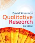 Image for Qualitative research  : issues of theory, method and practice