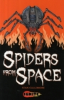 Image for Spiders from space