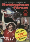 Image for The Official History of Nottingham Forest FC