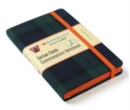 Image for Waverley (M): Black Watch Tartan Cloth Commonplace Notebook