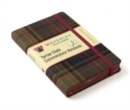 Image for Waverley (M): Kinloch Anderson Tartan Cloth Pocket Commonplace Notebook