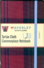 Image for Waverley (M): Lindsay Tartan Cloth Pocket Commonplace Notebook