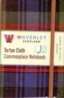 Image for Waverley (M): Murray of Atholl AncientTartan Cloth Pocket Commonplace Notebook