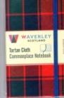 Image for Waverley (M): Robertson Tartan Cloth Commonplace Pocket Notebook