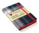 Image for Waverley (M): Dress Mackenzie Tartan Cloth Commonplace Notebook
