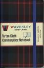 Image for Waverley (M): MacDuff Modern Hunting Tartan Cloth Commonplace Pocket Notebook