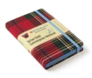 Image for Waverley (M): Maclean of Duart Tartan Cloth Commonplace Pocket Notebook