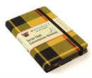 Image for Waverley (M): MacLeod of Lewis Tartan Cloth Commonplace Pocket Notebook