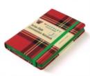 Image for Waverley (L): Royal Stewart Tartan Cloth Notebook