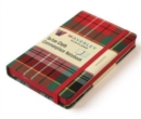 Image for Waverley (L): Caledonia Tartan Cloth Large Notebook