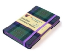Image for Isle of Skye Tartan : Waverley Scotland Large Tartan Cloth Commonplace Notebook
