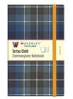 Image for Waverley Holyrood Tartan Large Notebook: 21cm x 13cm