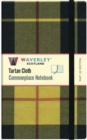 Image for Waverley Notebooks: Macleod of Lewis Tartan Cloth Commonplace Large Notebook