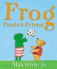 Image for Frog finds a friend