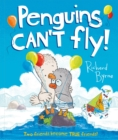 Image for Penguins can't fly!