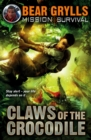 Image for Claws of the crocodile