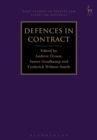 Image for Defences in contract