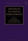 Image for Defences in unjust enrichment