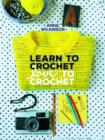 Image for Learn to crochet, love to crochet