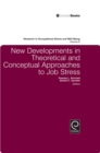 Image for New developments in theoretical and conceptual approaches to job stress : v. 8