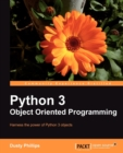 Image for Python 3 Object Oriented Programming