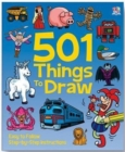 Image for 501 Things to Draw