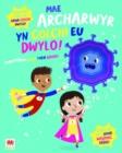 Image for Mae archarwyr yn golchi eu dwylo!