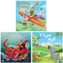 Image for Pecyn dwyieithog derbyn/nursery school bilingual pack