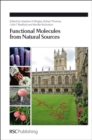Image for Functional molecules from natural sources : 320